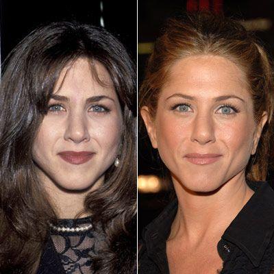 40'lı yaşlarına yaklaşan Jeninfer Aniston, bir zamanlar masum güzelliğiyle erkeklerin gözdesiydi ama ya şimdi?